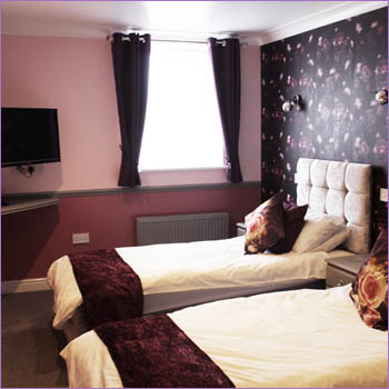 Indigo Bloom Room image 01